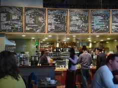 Grove Cafe at Yerba Buena Gardens for breakfast / lunch