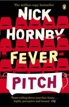 fever pitch, by nick hornby. if you're not hopelessly tied to a football team, i'm sad for you. not because you won't ever know what it is like to jump up and down around the house because the team you're supporting has scored the winning goal in the last minute, or you won't know what it is to simultenously yell the same thing with 30.000 people, but because you won't ever enjoy this book as much as i did. a simply fantastic book. simply fantastic.