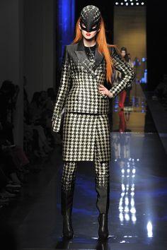 Jean Paul Gaultier Fall 2014 Couture Fashion Show