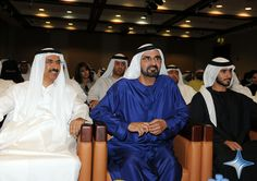 2010 UAE Vice President, Prime Minister and Ruler of Dubai His Highness Sheikh Mohammed bin Rashid Al Maktoum attended this evening a symposium hosted by the Dubai Cultural and Scientific Association on the 20th anniversary of the death of Sheikh Rashid bin Saeed Al Maktoum.