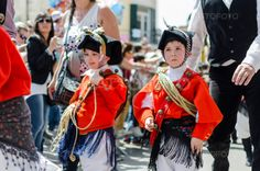Parade of traditional Sardinian costumes cav-0588
