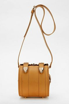 25 On-Sale Satchels To Replace That Old Bag #refinery29  http://www.refinery29.com/cheap-bags#slide25  Cooperative Kit Structured Crossbody Bag, $29.99 (originally $59), available at Urban Outfitters.