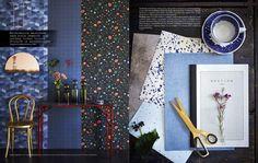 Marraskuun Deko on ilmestynyt! - Dekolehti.fi Table Decorations, Inspiration, Furniture, Home Decor, Style, Deco, Biblical Inspiration, Swag, Decoration Home