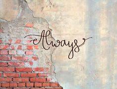 "Ilustración ""Always"" para RiffofGloria."