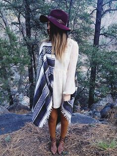 Cozy blankets are a great way to wrap up warm on cooler summer nights