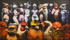 Cuban Artist Fabelo Opens First U.S. Solo Exhibit at MOLAA
