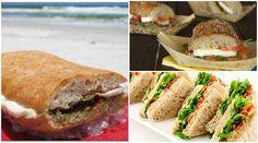 Recetas de 4 sandwiches riquísimos y aptos para compartir con toda la familia. Bajos en calorías y grasa (¡y sin que nadie lo note!). Sandwiches Light, Light Recipes, Meals, Food, Recipes, Diet, Bass Guitars, Fat, Skinny Recipes