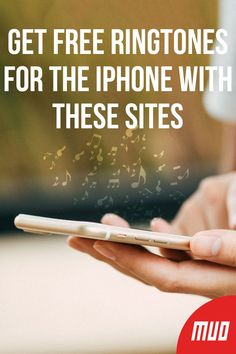 Get Free Ringtones for the iPhone With These Sites Latest Ringtones, Ringtones For Iphone, Music Ringtones, Download Free Ringtones, Cell Phone Hacks, Iphone Life Hacks, Free Iphone, Iphone App