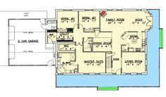 Tour the Le Chateaux Acadian Style Home that has 3 bedrooms and 2 full baths from House Plans and More. See highlights for Plan Large House Plans, House Plans And More, Best House Plans, Dream House Plans, House Floor Plans, Acadian Style Homes, Small Cottage Homes, Country Style House Plans, Metal Building Homes