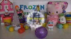 #frozenfever #frozen , #playdoh, #frozenfeverplaydoh
