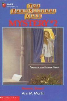 Beware, Dawn! (Baby-Sitters Club Mystery, #2)