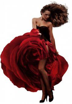 10df421179a Червена рокля - Сигнал за независимост, сексапил, сила и дързост