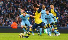santi taking the penalty