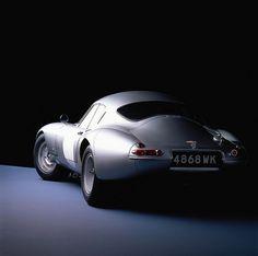 Jaguar E-Type R6