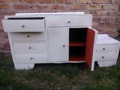 Cómoda restaurada Restored Dresser, Furniture