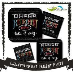 36 Chalkboard Party Decorations Ideas Chalkboard Party Party Items Drink Labels