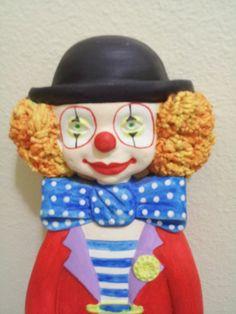 Beautiful Clown from Spain