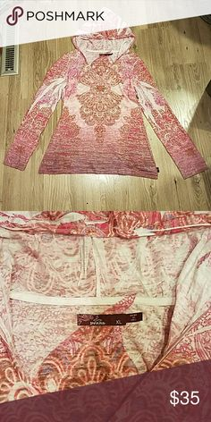 Prana Yoga Hoodie Lightweight.  I don't think it was ever worn. Prana Tops Sweatshirts & Hoodies