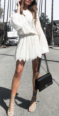 stylish summer outfit idea