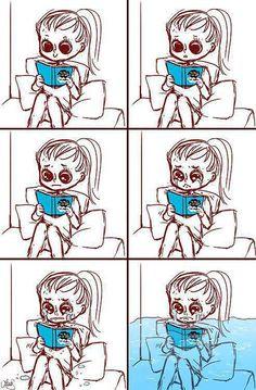 Eu e minhas leituras <3