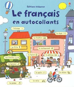 Le français en autocollants |  Ina Hattenhauer, Susan Meredith