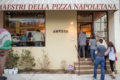 Giovanni di Palma's vision for Piazza San Gennaro, anchored by Atlanta pizza staple Antico Pizza Napoletana, is two steps closer to realization with the opening this month of a market and cabana...