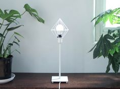 3D Printed Minimalistic Lampshade