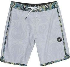 KUWT Mens Swim Trunks Autumn Leaves Pattern Quick Dry Beach Shorts Summer Surf Board Shorts