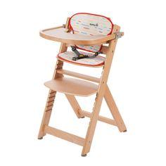 chaise haute bois nature hauck b nisterie pinterest ebenisterie pu riculture et b b. Black Bedroom Furniture Sets. Home Design Ideas