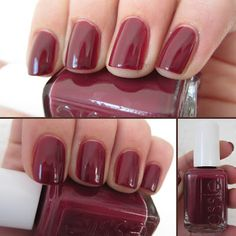 Essie – Bahama Mama perfect fall color
