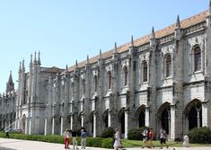 UNESCO. The Tower of Belém, built to commemorate Vasco da Gama's expedition, is a reminder of the great maritime discoveries that laid the foundations of the modern world.