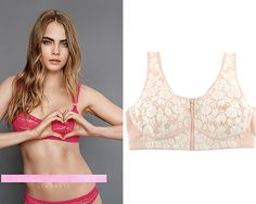 10a12d1b68f70 Hot  Stella McCartney Designs Post-Double Mastectomy Bra for Breast Cancer  Awareness Month in Honor of Her Late Mother. Good because the ones they  showed me ...