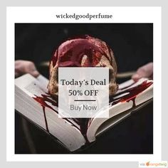 Today Only! 50% OFF this item.  Follow us on Pinterest to be the first to see our exciting Daily Deals. Today's Product: Dragon's Blood Perfume Oil, Vegan Perfume, Roll On Perfume, Seductive Perfume, Intriguing Perfume, Tempting Perfume, Mysterious Perfume Buy now: https://www.etsy.com/listing/281732220?utm_source=Pinterest&utm_medium=Orangetwig_Marketing&utm_campaign=April%20Daily%20Deal #etsy #etsyseller #etsyshop #etsylove #etsyfinds #etsygifts #handmade #perfumeoil #perfumeoils…