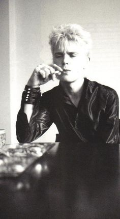 1970s - Billy Idol