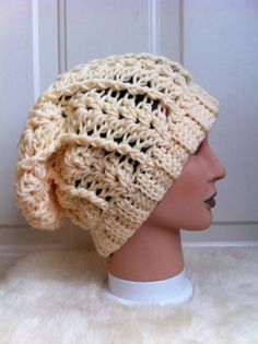 Quick Shell Slouch Beanie