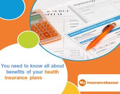 Few unknown benefits of #healthinsurance plan which we should know so that we can reap better benefits from it