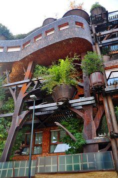 Torino - 25VERDE special building located in via Chiabrera via Correggio e via Carlo Marenco