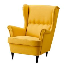 Yellow chair