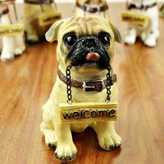 Home Decoration dogs Figurines FREE SHIPPING worldwide 🌎 Money back guarantee ✅ 25% DISCOUNT!!!