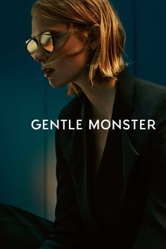 Gentle Monster opened its first U.S. flagship store in Soho.