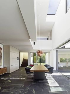 Architecture & Design Contemporary German villa surrounded by forest ᴷᴬ