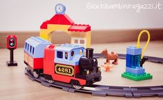 #Toddler #train #Duplo