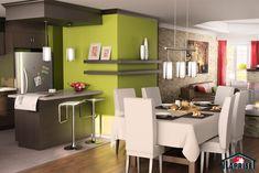 Maisons Laprise   LAP0330 Interior Design / Design Intérieur ...