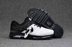 sports shoes 0f2b9 1f5be 1884   Nike Air Max 2017 Herr Svart Vit SE029820mMeKVMyUw Zapatos Bonitos,  Zapatillas Baratas,