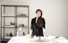Ada Ooi founder of 001 Skincare
