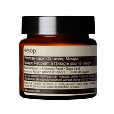 Rank & Style Top Ten Lists | Aesop Primrose Facial Cleansing Masque http://www.rankandstyle.com/top-10-list/best-natural-face-masks/aesop-primrose-facial-cleansing-masque/