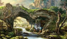 Gardens of Time | Troll Bridge