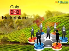 Ooty b2b Marketplace:  #Bizbilla is the best #OotyB2Bmarketplace for #Udhagamandalam B2B #manufacturers, suppliers, #exporters, importers, buyers, sellers, dealers, distributors, #wholesalers, traders, agents & service providers which enables them to get connected with each other and thereby enhance their #business.   See Here<> http://www.slideshare.net/Bizbilla/ooty-b2b-marketplace-65622508  #Bizbilla #slideshare