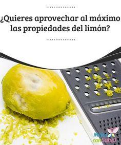 ¿Quieres aprovechar al máximo las propiedades del limón?  Al congelar el limón podemos aprovechar todas las propiedades beneficiosas tanto de su cáscara como de su pulpa y agregarlas a multitud de recetas para aportarles un sabor único