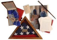 Ellsworth Bunker Archive sells for $86,500 at RR Auction